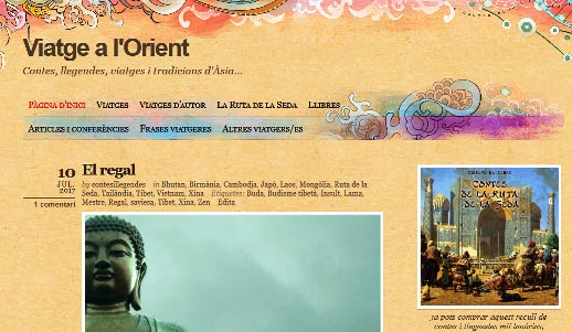 El blog de Viatge a l'Orient