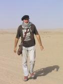 Desert de Taklamakan (Xinjiang-Xina)